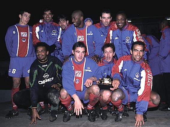 """Résultat de recherche d'images pour """"trophée des champions 1995"""""""