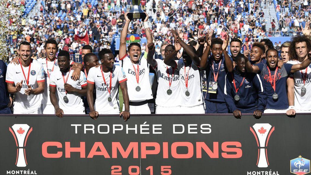 """Résultat de recherche d'images pour """"trophée des champions 2015"""""""