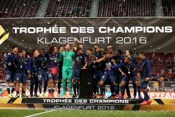 """Résultat de recherche d'images pour """"trophée des champions 2016"""""""