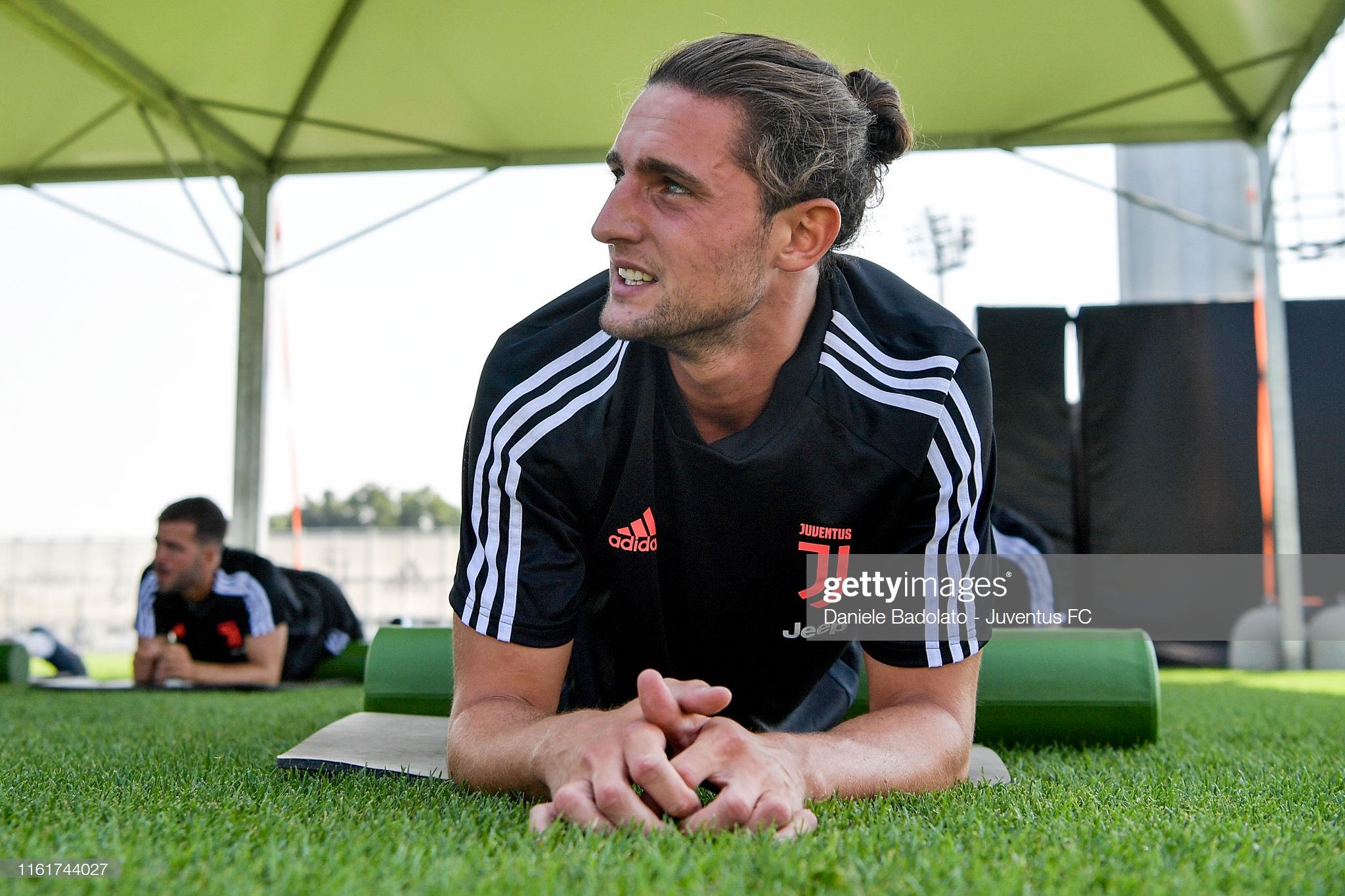 Juventus Training Session : Fotografía de noticias