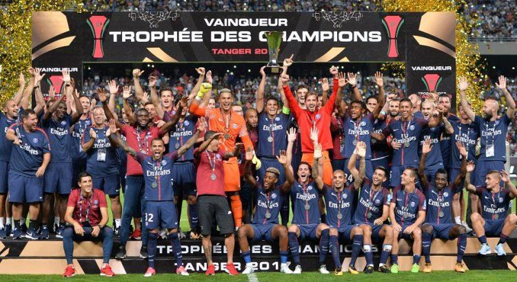 """Résultat de recherche d'images pour """"trophée des champions 2017"""""""